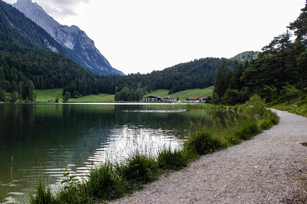 Wanderung Grünkopf Mittenwald