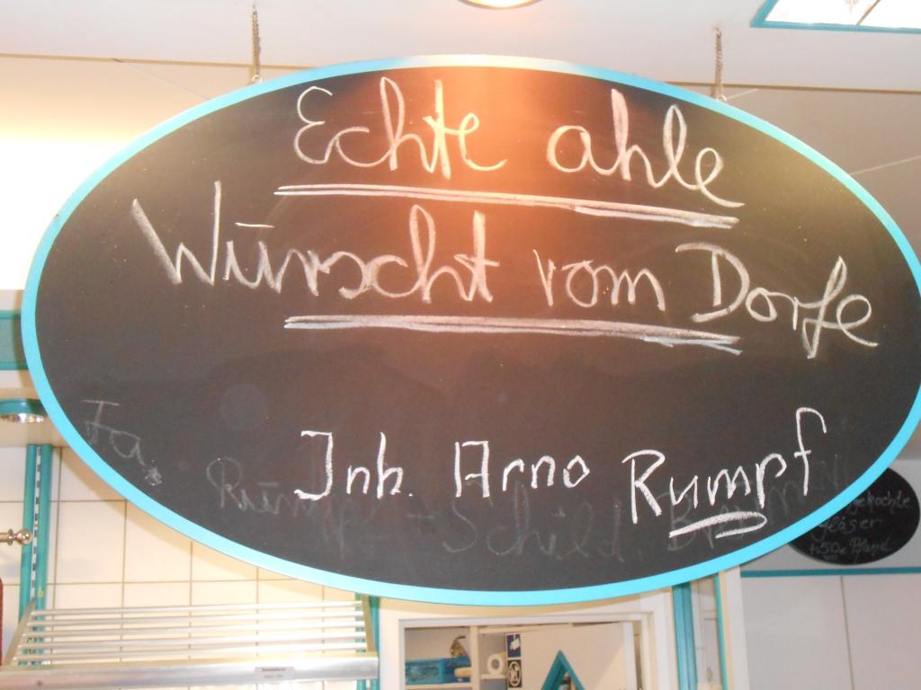 Ahle Wurscht