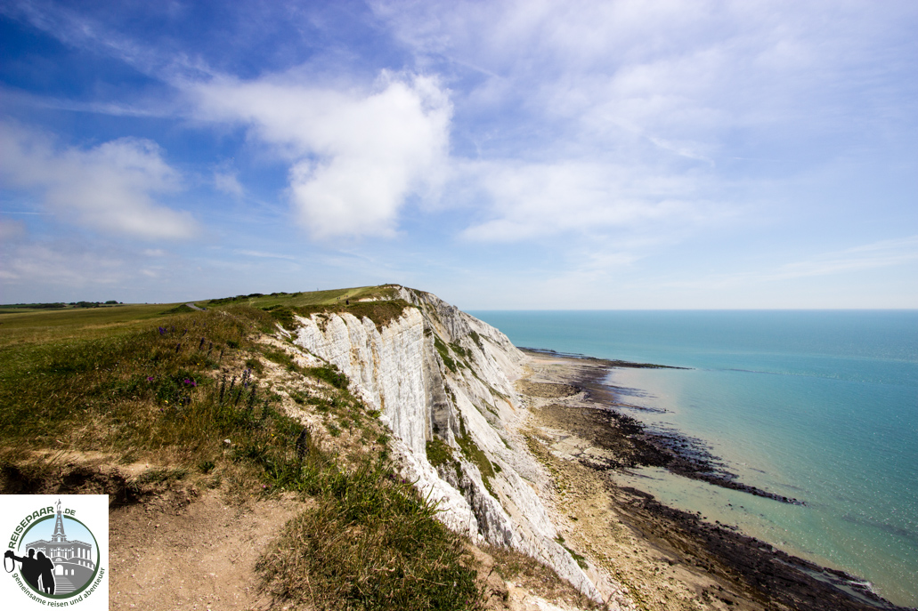 Beachy Head in England