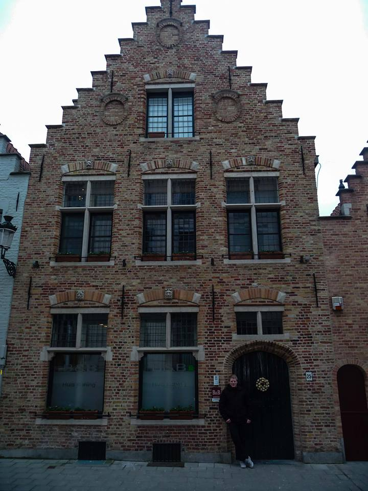 Huis Koning B&B Brügge