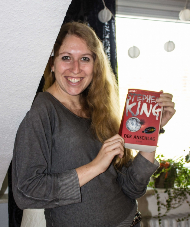 Buchvorstellung April - Der Anschlag von Stephen King