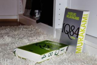 Buchvorstellung 1Q84 von Haruki Murakami