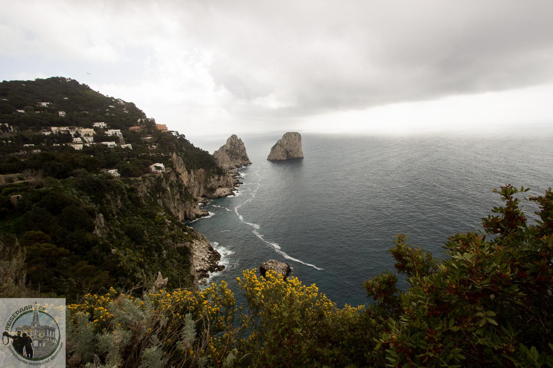 Faraglioni Felsen Capri