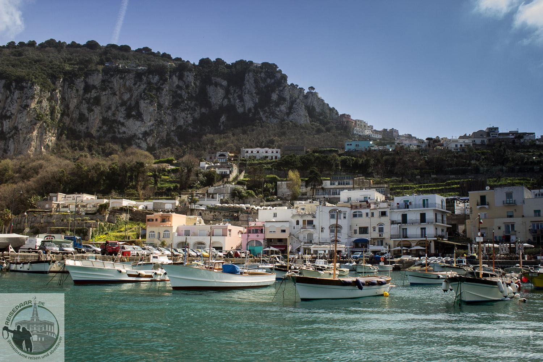 Hafen Capri