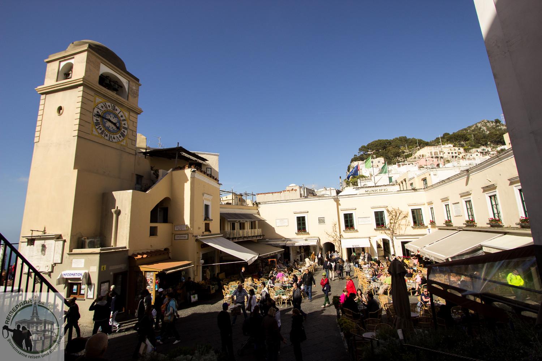 Marktplatz Capri
