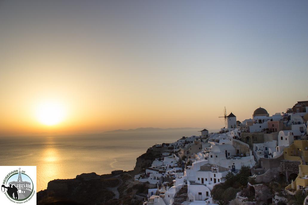 Dos und Donts auf Santorini