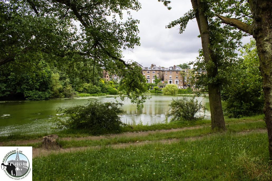 Hampstead Heath - 01