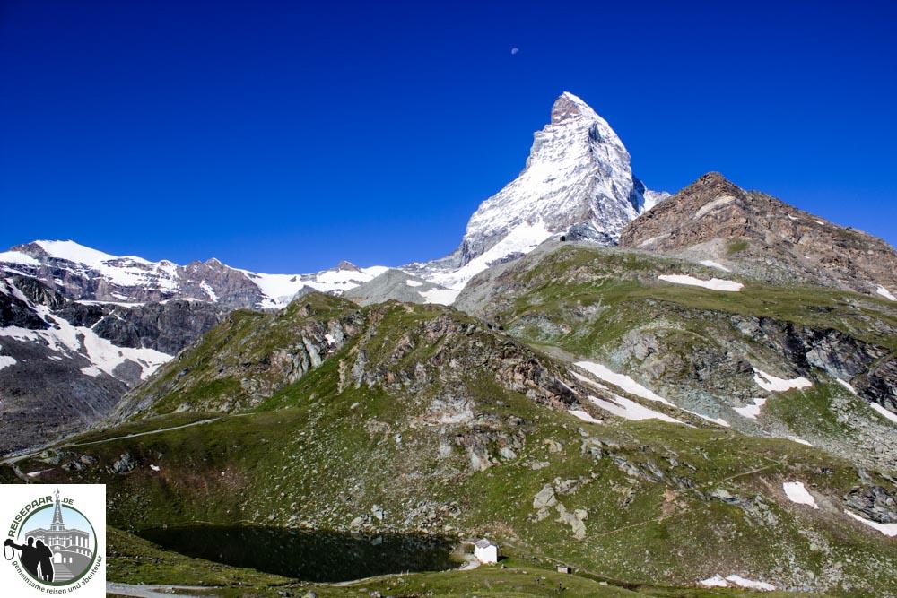 Hörnlihütte in Zermatt