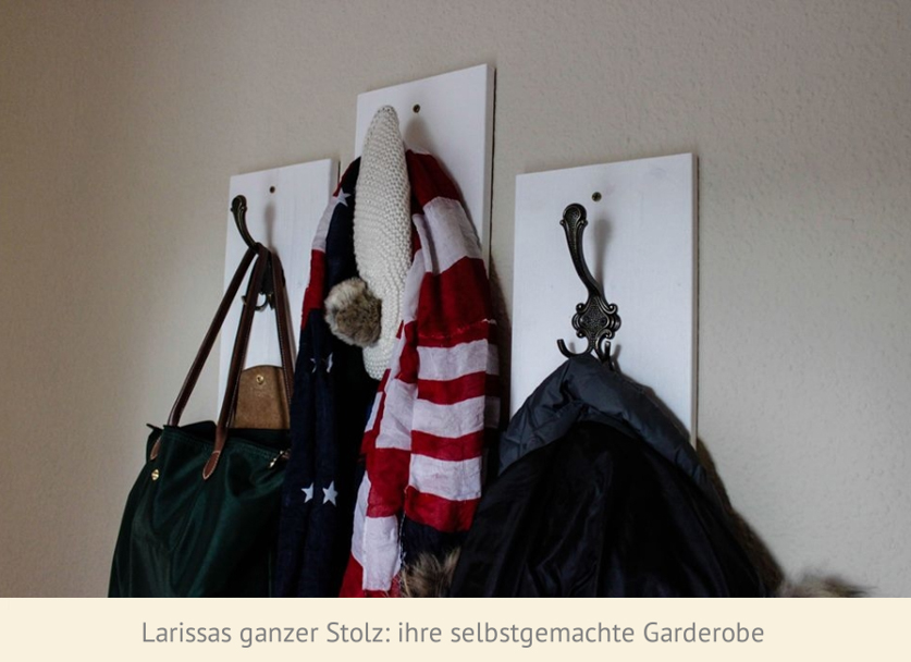Larissas Garderobe