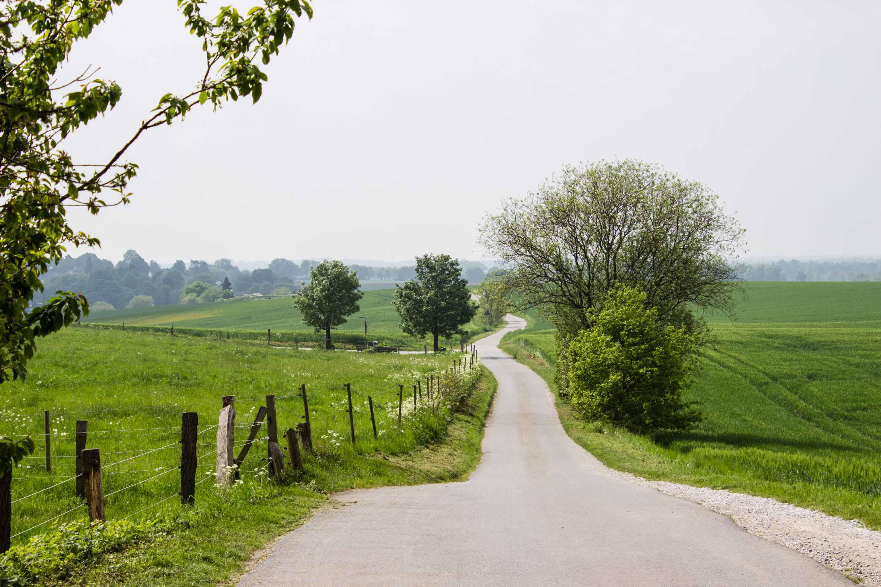 Maiwanderung durch Ratingen-Homberg