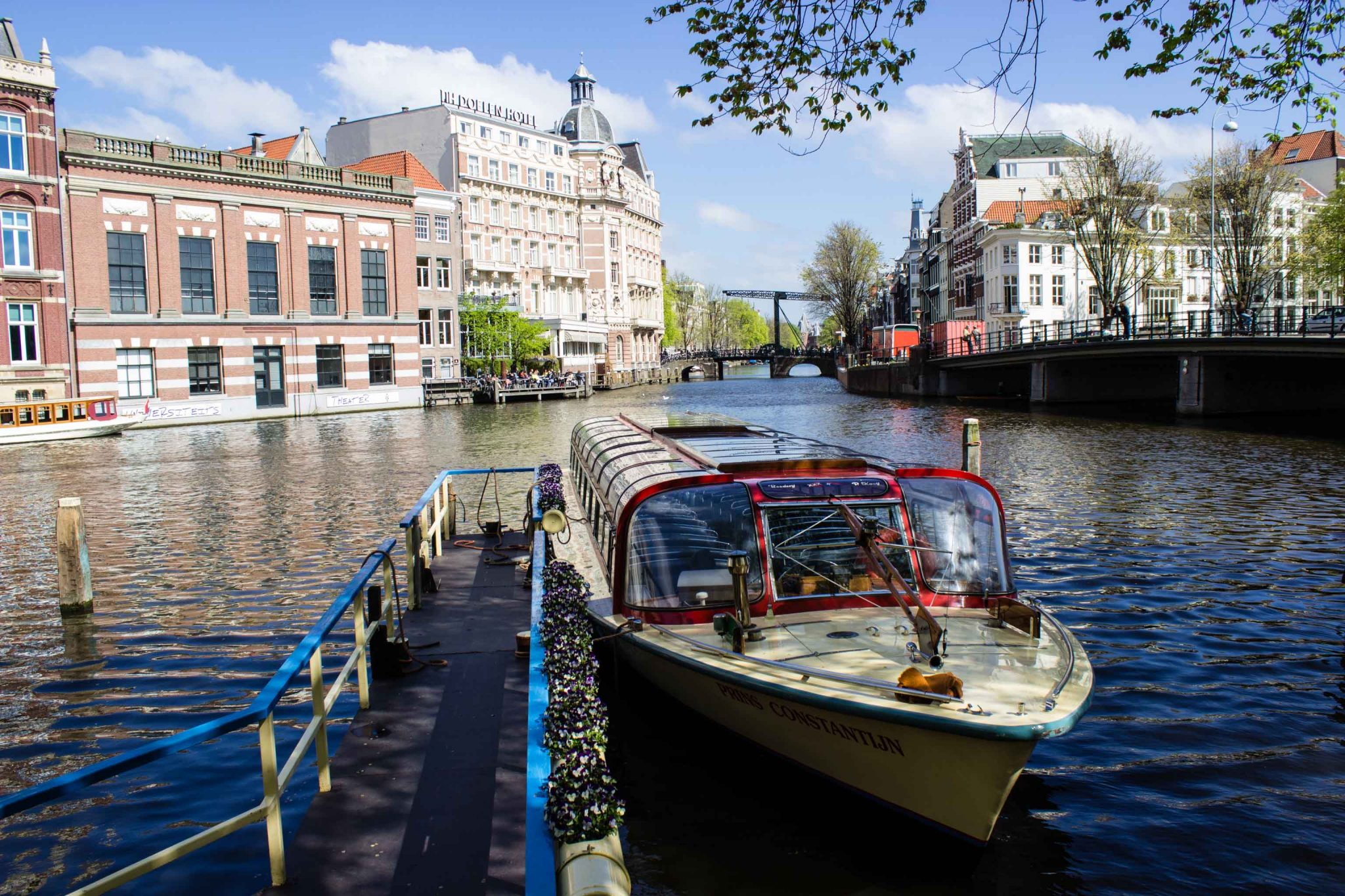 Amsterdams tausend Facetten