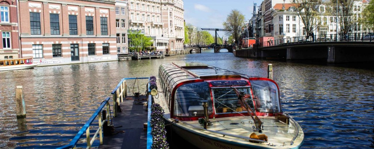 Amsterdam Titelbild