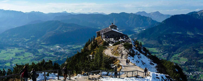 Berchtesgaden Kehlsteinhaus Titelbild