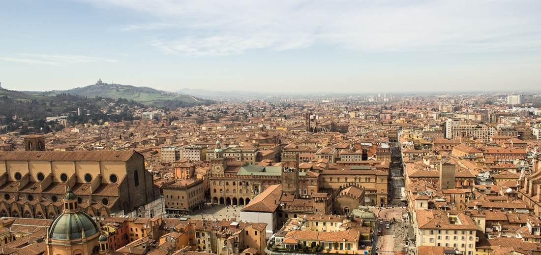 Bologna Titelbild