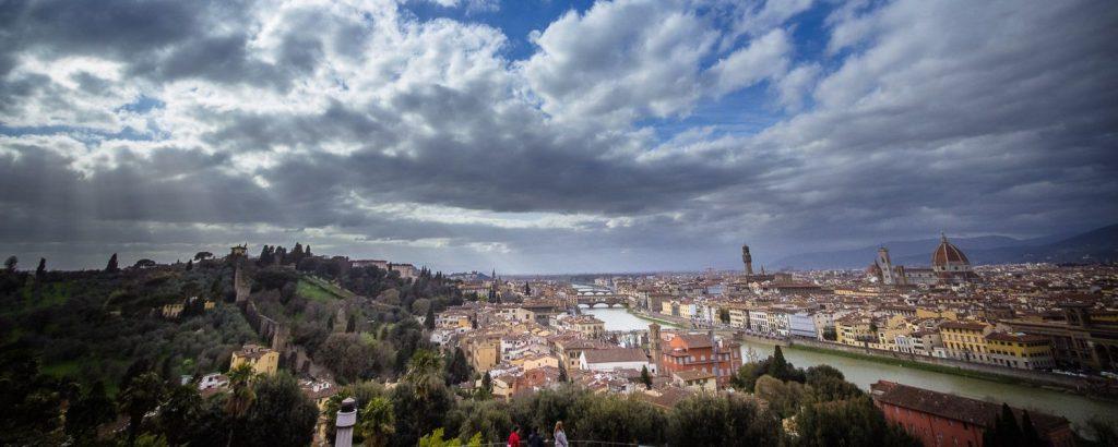 Titelbild Florenz