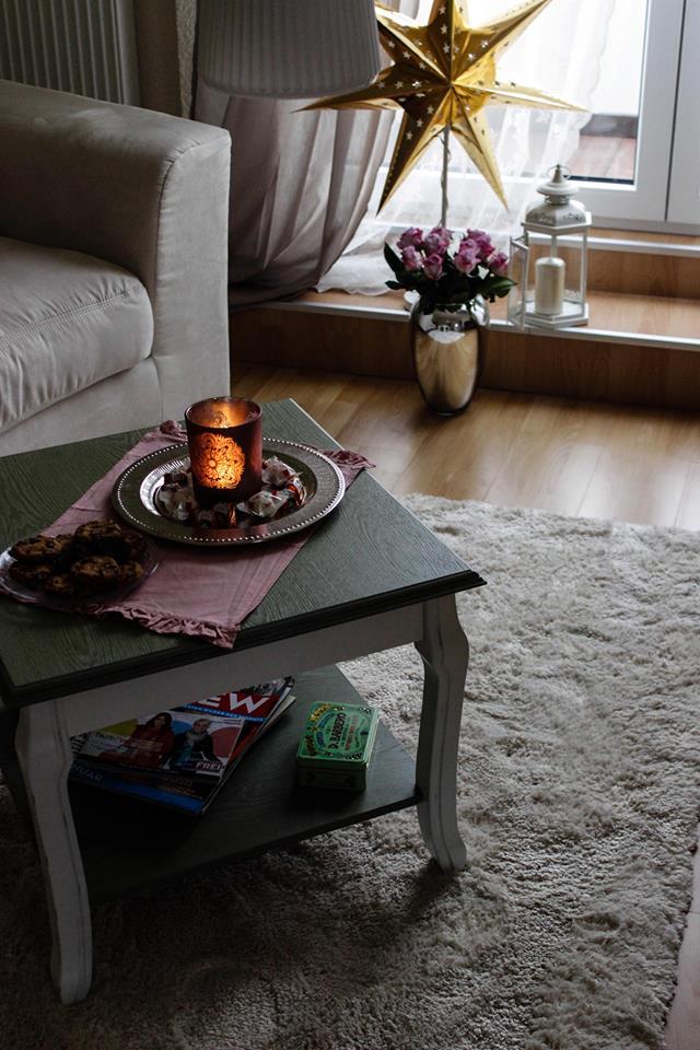 Larissas Wohnzimmer