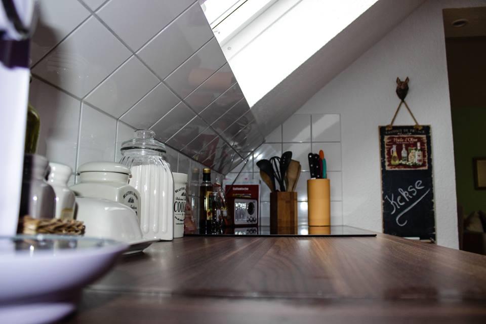 Larissas Küche im Detail
