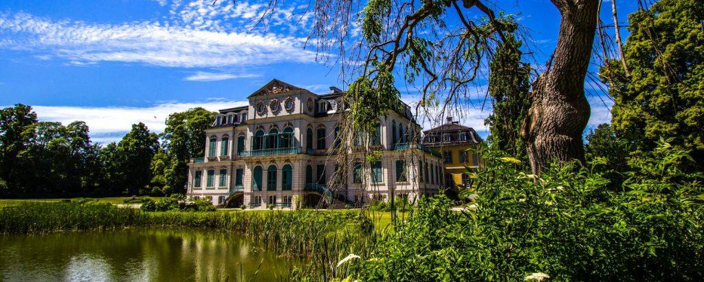 Schloss Wilhelmsthal Titelbild