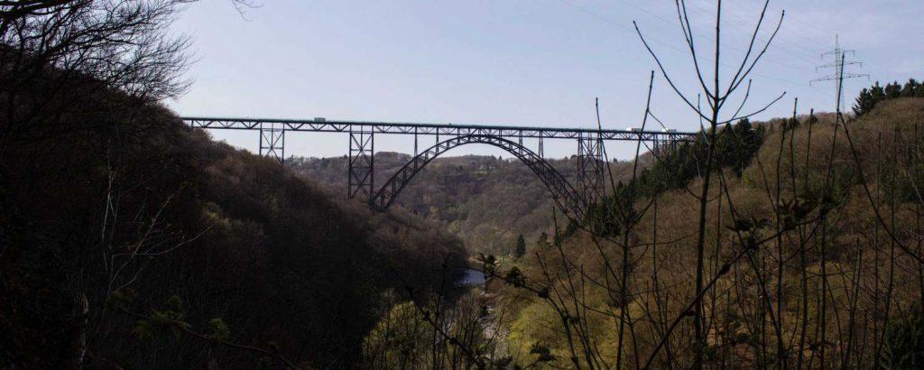 Wanderung Müngstener Brücke Titelbild