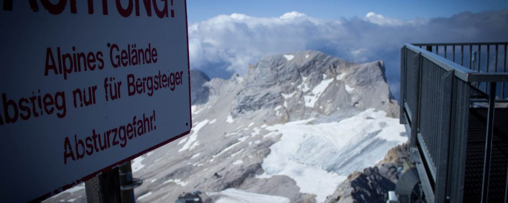 Zugspitze Titelbild